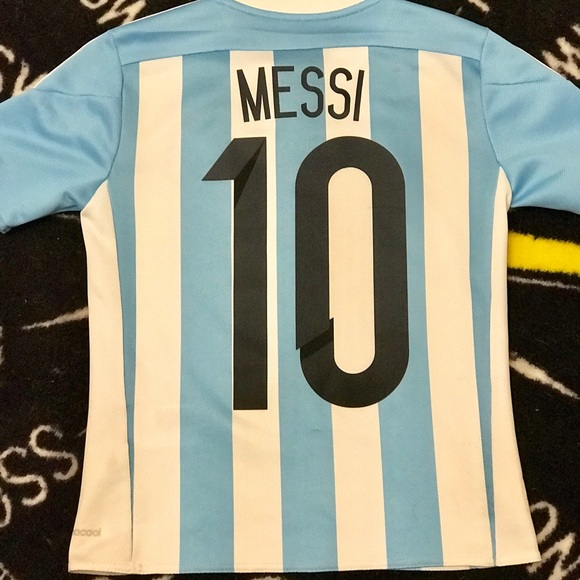 1d2a108f5 adidas Other - Youth MESSI adidas Argentina Soccer Jersey